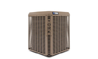We offer a complete line of Air Conditioners from YORK that are of the highest-quality. When it's time to get comfortable, it's a good time to install a new high-efficiency YORK Air Conditioner.